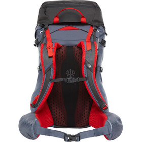 The North Face Terra 55 Backpack Damen grisaille grey/asphalt grey